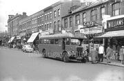 Blackstock Road 1950s