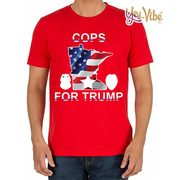 Cops For Trump T Shirts