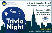 5th Annual Trivia Night with IICF's Associate Board