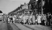 Duckett Road Street Outing, 1950
