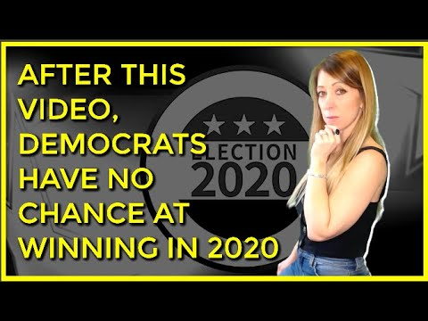 This Video Will Destroy ANY Possibly Of a Democrat Winning The 2020 Election!