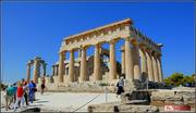 Αίγινα (3) - Ναός της (Αθηνάς) Αφαίας