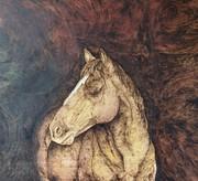 Horse pyro Oct 2019