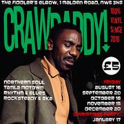 Crawdaddy! with guest DJ Jan Twosugars