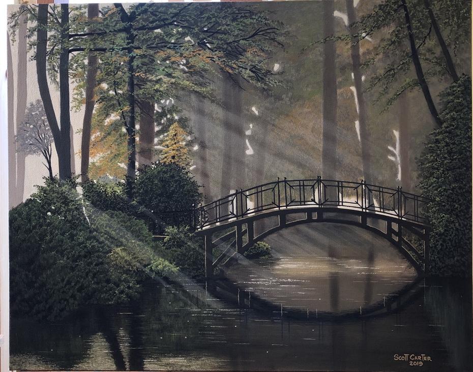 Reflections Bridge