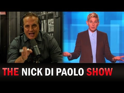 TIMEOUT: Ellen Degeneres Helped CREATE 'Outrage Culture'! | The Nick Di Paolo Show