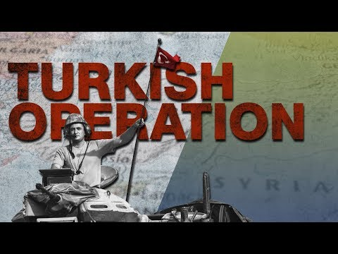 Turkish Operation Peace Spring In Northeastern Syria, Explained
