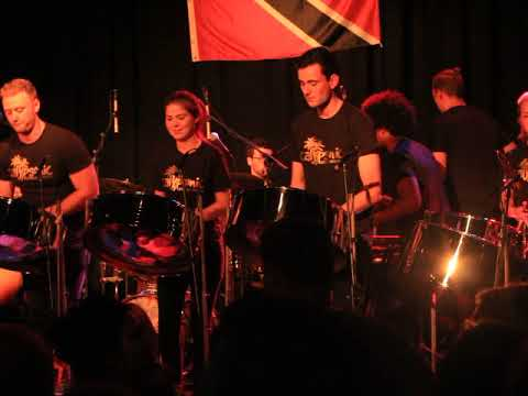 Let It Be -- Calypsonic Steel Orchestra