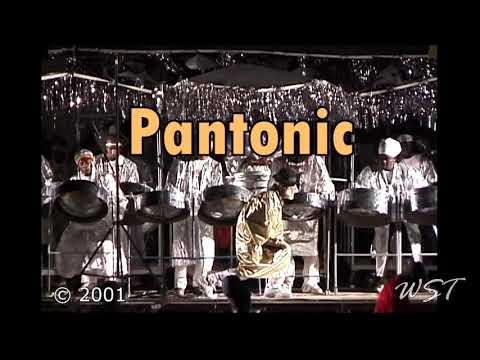 'Stranger' - Pantonic Steel Orchestra - Clive Bradley - arranger