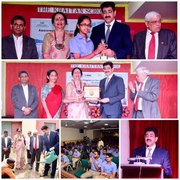Save Water Save Rivers Spoke Sandeep Marwah at Khaitan School