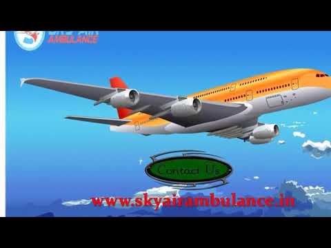 Avail Fastest Patient Shifting by Sky Air Ambulance