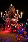 Burningman Man 2019 Octopus