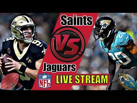 Watch NFL Saints vs Jaguars: TV channel, start time, live stream.