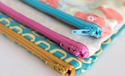 Make a Zipped Purse or Pencil Case, Tuesday 15th October, 1pm, Community Crafternoons.