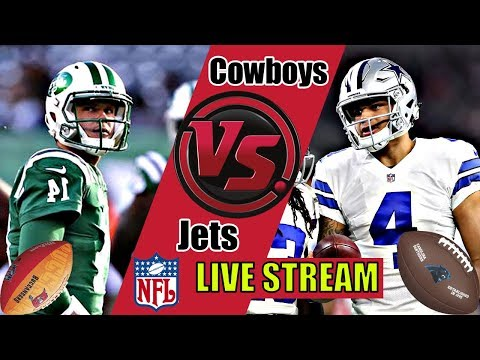 NFL Cowboys vs Jets: Start time, TV channel, live stream