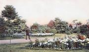 Policeman Patroling Finsbury Park  near Manor Gate, c1905