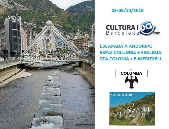 Escapada a Andorra 05-06/10/2019