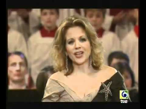 Renee Fleming sings Panis Angelicus by Cesar Franck.