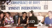 Amnesty International US Atlanta Press Conference