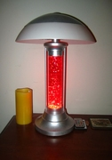 Lava Table Lamp becomes a Glitter Table Lamp!