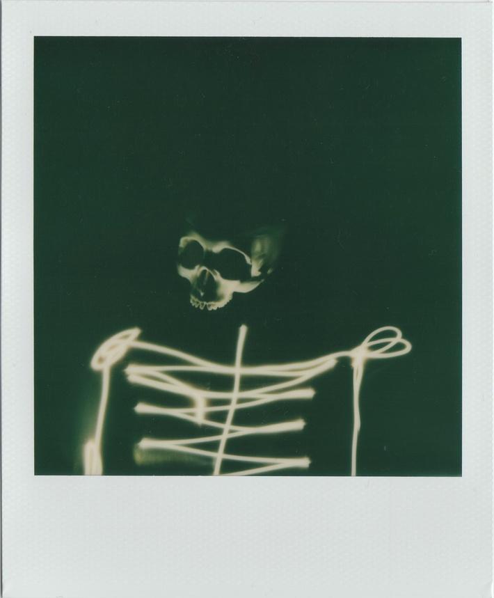 Portrait x ray