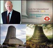 BIS Tower-Basel Babel Tower
