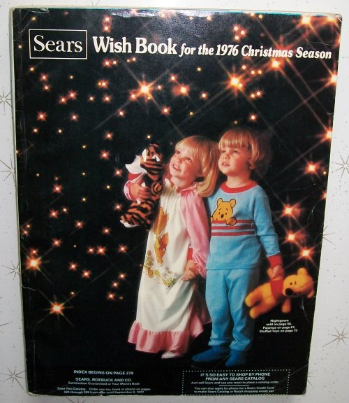 Unsung: The Sears Wish Book, a ghost of Christmas past