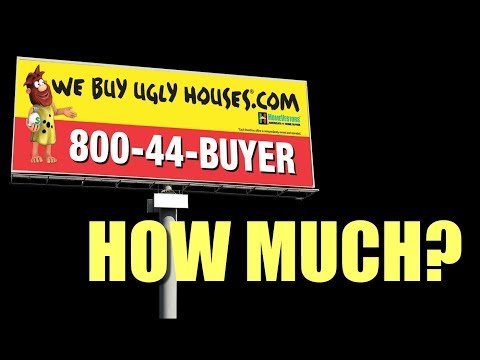 We Buy Ugly Houses is a...... Franchise?