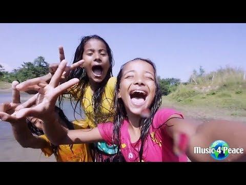 Shanti ko Biguli - Mukti & Revival feat. Tobias Huber (1001 Ways) Music 4 Peace