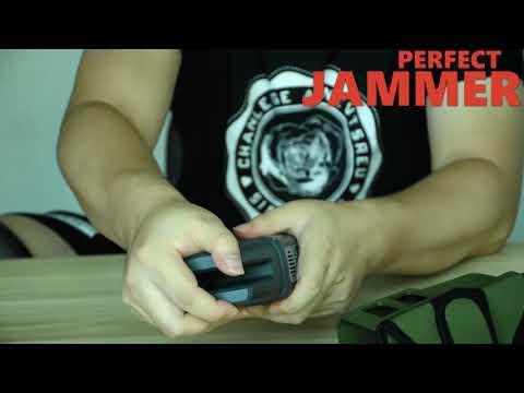 Super Hidden Type Military Cell Phone Jammer