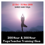 200 And 300 Hours Yoga Teacher Training