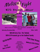 Melissa's Fight With Breast Cancer Benefit Car and Truck Show Winder, GA