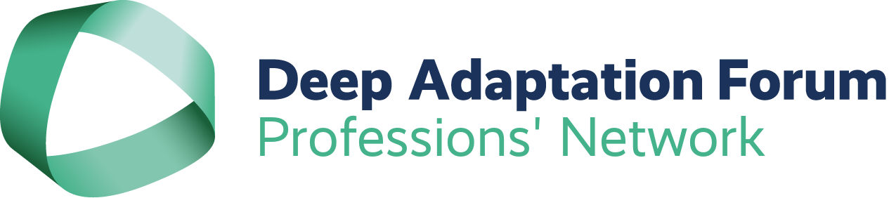 Deep Adaptation Forum Logo