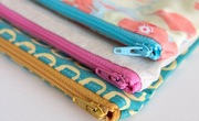 Make a Zipped Purse or Pencil Case, Tuesday 15th October, 1pm, Community Crafternoons