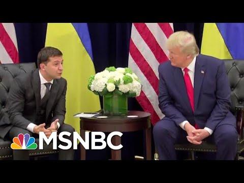 Nixonian Smoking Gun Trump Impeachment Probe | The Beat With Ari Melber | MSNBC