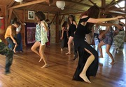 Atelier danse Initiatique avec annick fiere