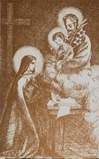 San Giuseppe e Santa Teresa