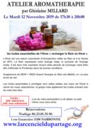 Les huiles essentielles de l'Hiver - recharger le Rein en Hiver