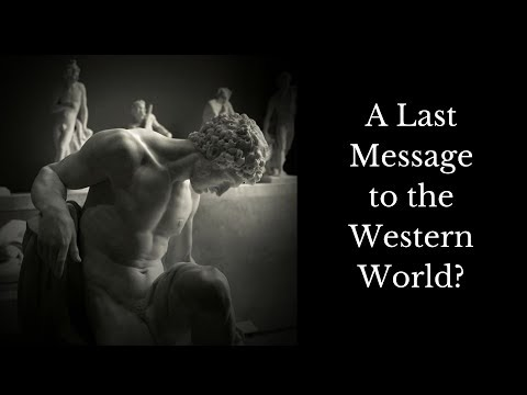 A Last Message to the West?  #NCCC