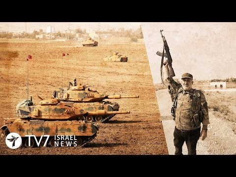 Syrian Kurds 'cut a deal' with Damascus and Moscow to confront Turkey  - 14.10.19TV7 Israel News