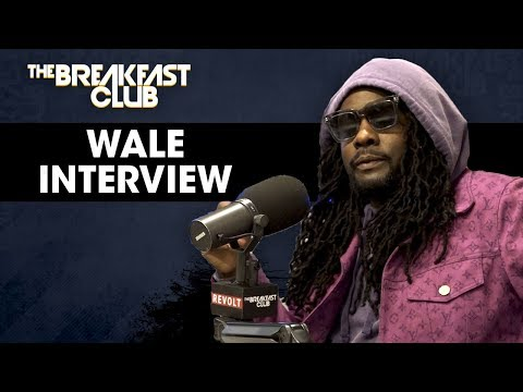Wale Flips Out On The Breakfast Club, Talks New Music, New Girlfriend + More