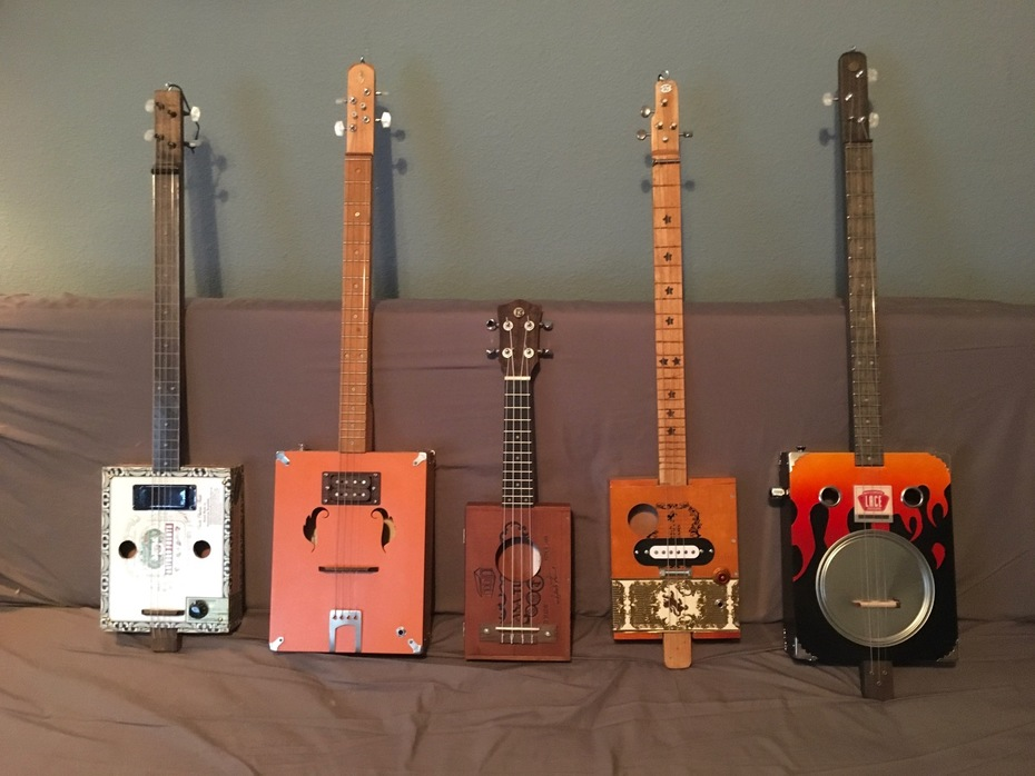 5 of my CBG builds