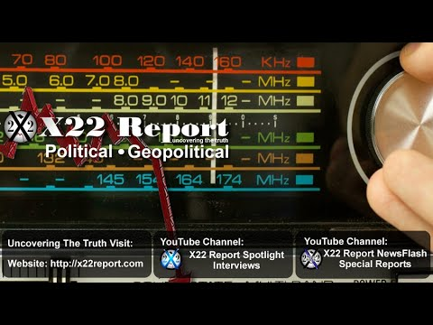 Declas Disinformation Projected, Chatter, JA Back In The News -  Episode 1996b