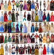 Disney Limited Edition and Designer Collection dolls