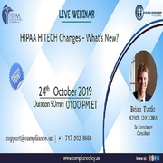HIPAA HITECH Changes - What's New?