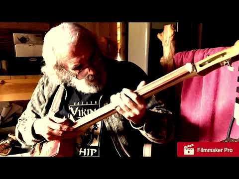 Rumblin Slide Bass Blues