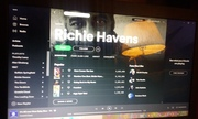 Some Richie havens tonight