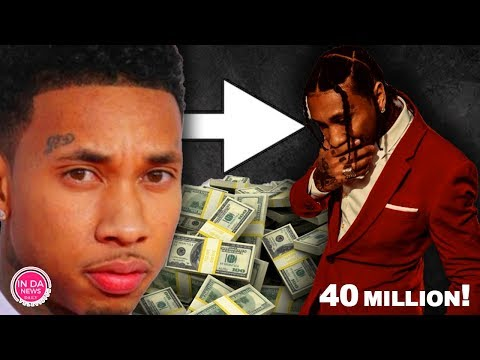 Tyga : HOW DID He Get Signed For $40 Million Dollars w/ Columbia Records!?