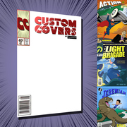 What Would Be on Your Custom Cover?