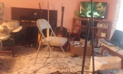 Setting up to record
